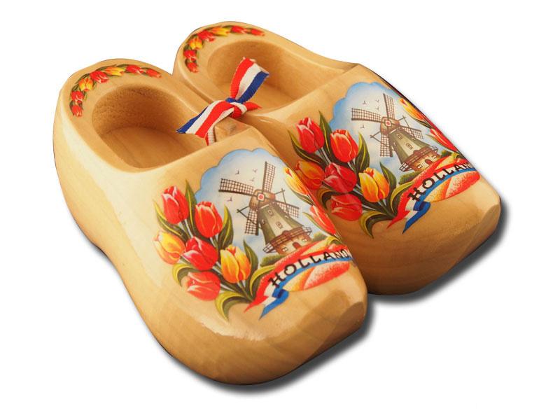 Souvenir Clogs Blank - Dutch Clogs