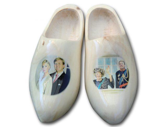 国王 纪念品木鞋