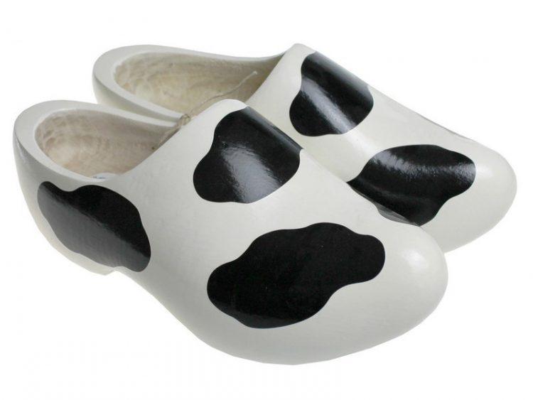牛 纪念品木鞋