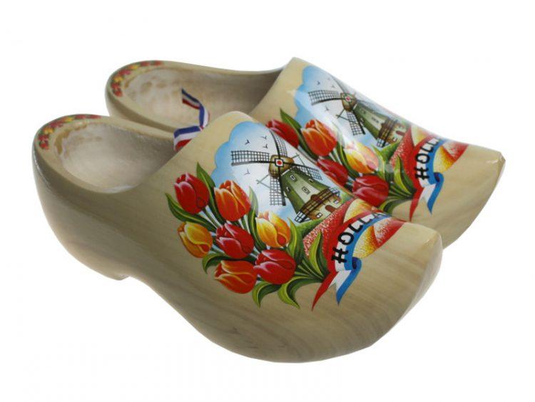 郁金香 木屐 木鞋博