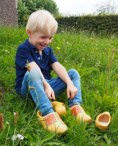 Dutch-Wooden-Clogs