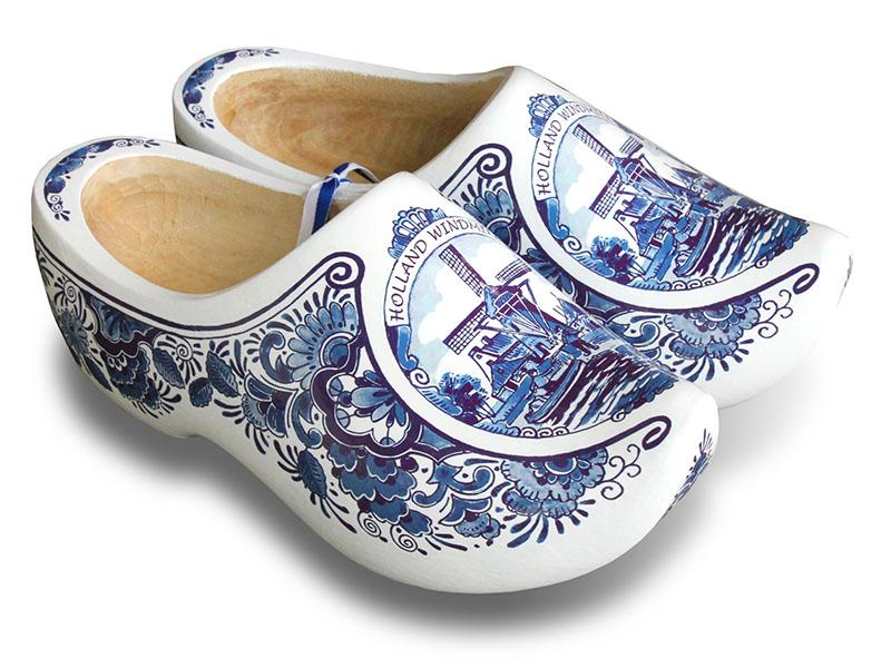 White Globe Shoes