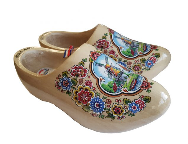 Blank Flower Clogs